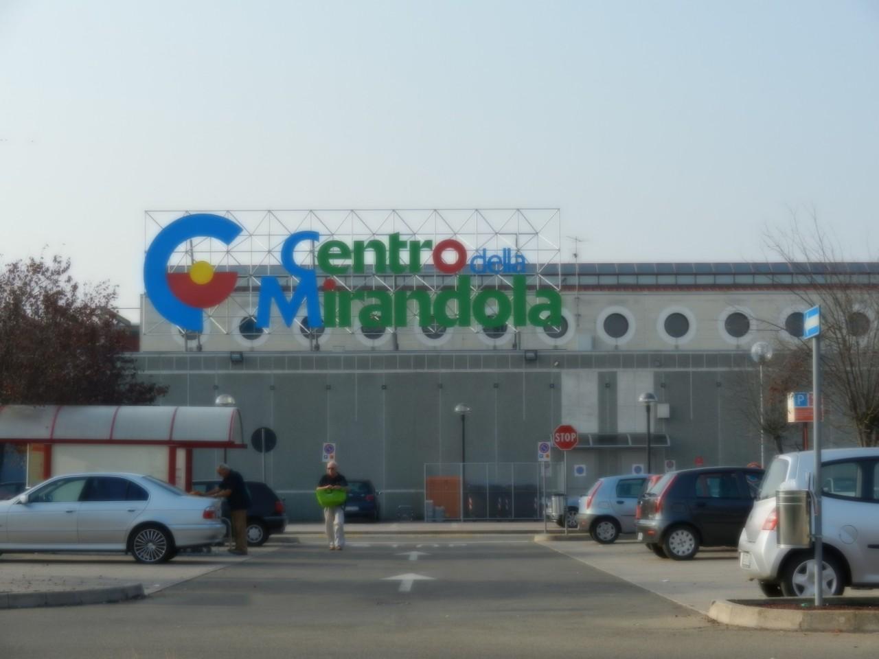 CENTRO COMMERCIALE DELLA MIRANDOLA
